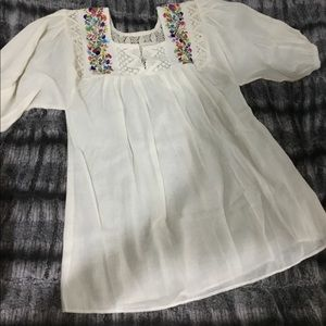 Beautiful Embroided Blouse